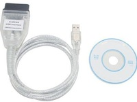 2013 wholesales [2pc/lot ] For BMW INPA K DCAN,inpa k can with obd cables----long warranty free shipping +best prie best service