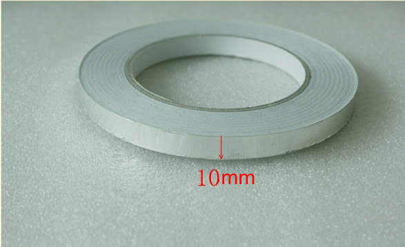 Free shipping Best Quality BGA Tape Aluminum Foil Tape 10mm*40m(China (Mainland))