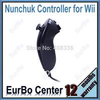 Black Nunchuck Controller for Wii (EW040)