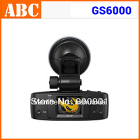 GS6000 New Arrival Free Shipping Ambarella A5S30 +GPS Logger + G-Sensor + 256M Memory Built-in + Full HD 1920*1080P 30FPS