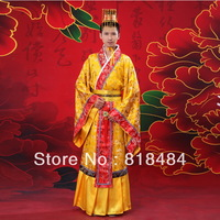 2013 new design Chinese emperor traditional clothing Costume clothes chinese ancient style