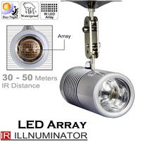 Security CCTV Array Water Proof IR Columnar Illuminator 40m IR Distance