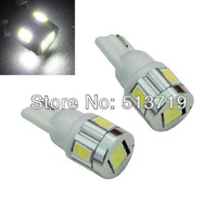 2014 new arrival 3w 5630 led car light t10 wedge smd led auto bulb 3w car door lights 5630 led position lights