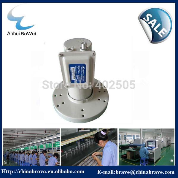 Satélite banda C quatro parafusos 5150 MHz LNBF(China (Mainland))