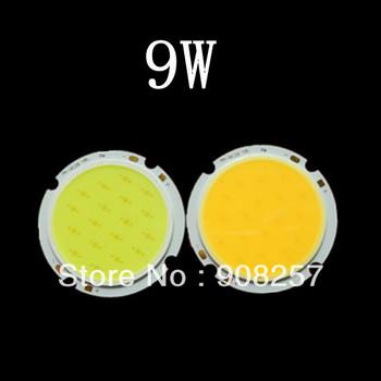 free shipping 20pcs COB High Power LED 3W 5W 7W 9W SMD Bead Lamp Chip White Warm White Light