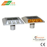 Refective led solar road stud with CE certifcation and reasonable price