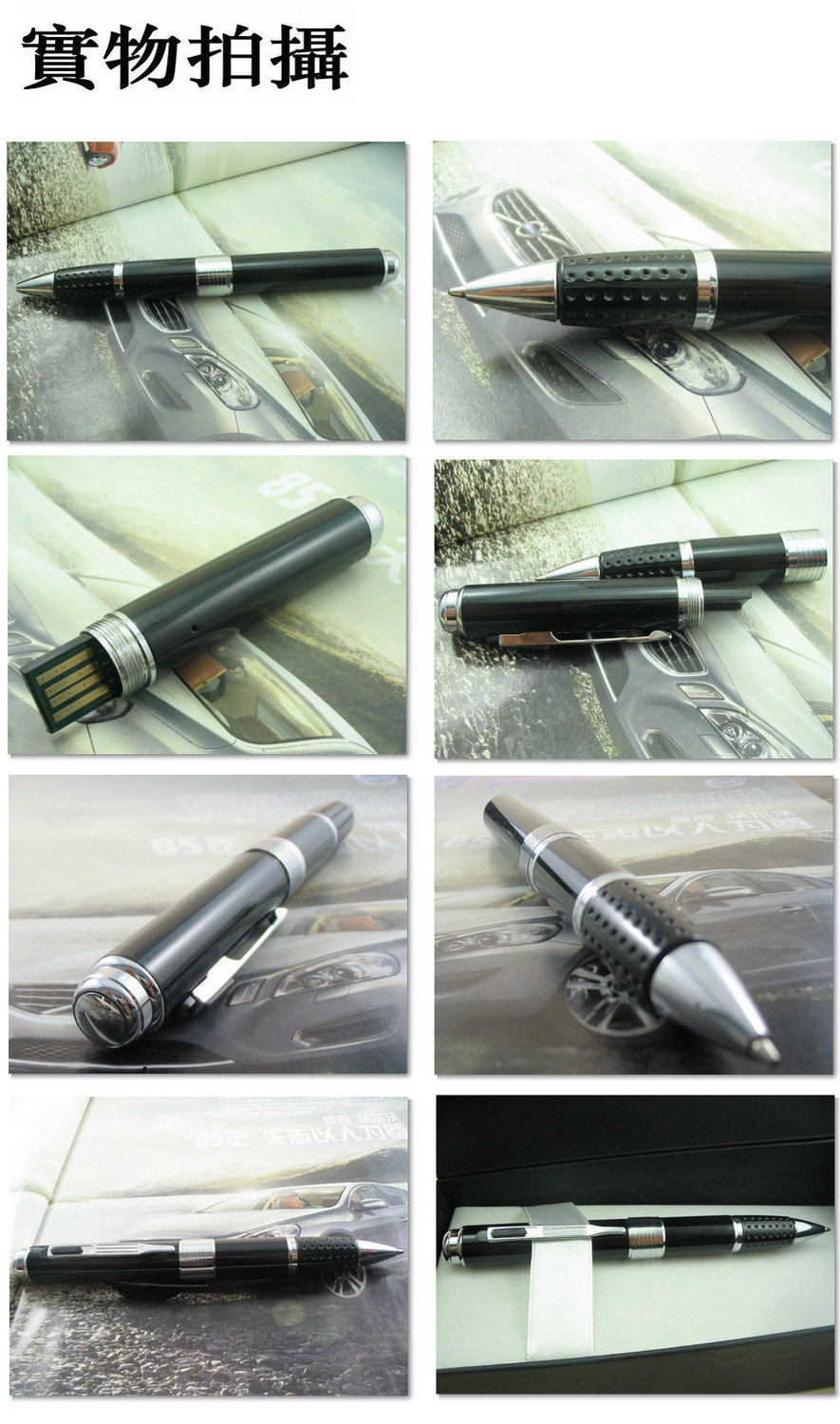 HD video recording pen HD mini camera mini dvr