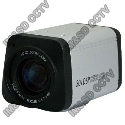 30X Optical Zoom CCD 540TVL Security CCTV Auto Focus Camera Free shipping(China (Mainland))