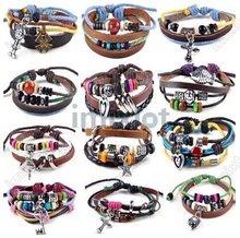 leather bracelets price