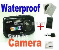 """New Fashion Waterproof Cheap Digital Camera,DC-B168 B169, 9.0 Mega pixel MAX+ 2.7"""" TFT LCD +8XDigital Zoom"""