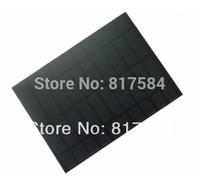Free shipping 5W 1A 5V solar panel polycrystalline Epoxy plate 160*220*3MM.solar cells panels diy kit