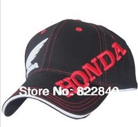 2014 Classic Honda F1 racing cap Limit  casquette cap white blue black motocycle baseball  sports cap hat drop shipping