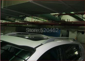 Factory Style Black Roof Racks Aluminium Alloy Silver For Mazda Cx-7 new