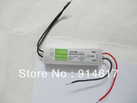 Waterproof IP67 220V-240V  AC 12V  20W  LED Switching Power Supply  for LED Strip Lights