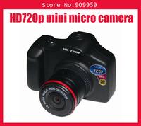 Hd 720p mini dv mini camera slr digital camera