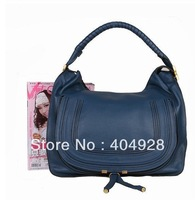 166321 2013 new brand new fashion bag women  handbag  genunie  leather bags top quality  wholesale and retail