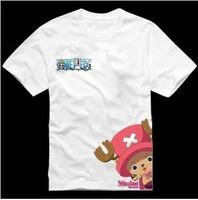 cosplay anime costume one piece cartoon Roberto animation Men Women short-sleeve summer T-shirt
