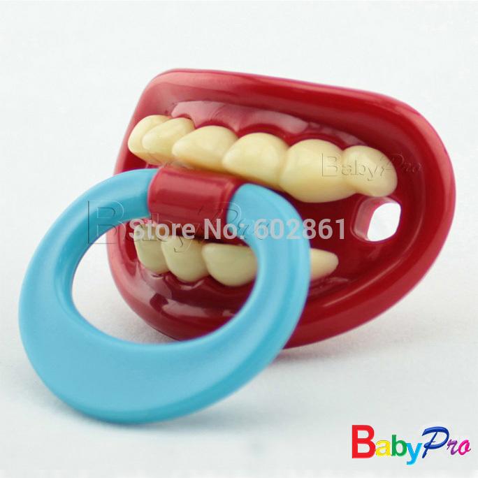 зубов соска-пустышка