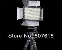Wholesale YONGNUO YN-300 LED Video + IR Remote Light LED Camera Light for DSLR Camera DV Camcorder LED Photography lights