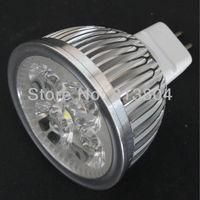 BEST  Factory price LED spotlight Epistar 4W bulb MR16 replace to halogen 50W CE certificate 2 years warranty