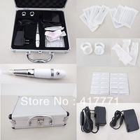 30pcs Needles Professional permanent  makeup kit stainless steel case