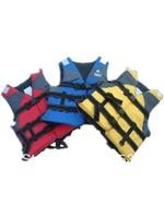Free shipping New brand Kayak Life Jacket  Buoyancy aids, yellow color solas standard,average size