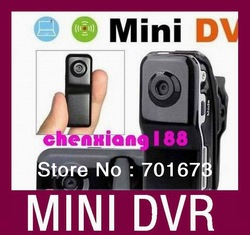 Discount promotion mini Camera AVI 720*480 Sports Digital Video Recorder MD80 DVR video Camera in stock(China (Mainland))