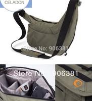 Lowepro Passport Sling Celadon PS SLR camera bag Travel Bag shoulder camera bag A07AABC001