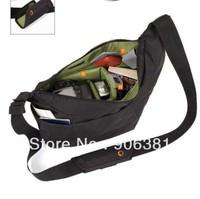 Lowepro Passport Sling BLACK PS SLR camera bag Travel Bag shoulder camera bag A07AABC001