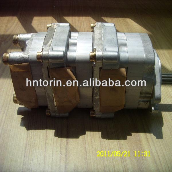 WA200-1 Komatsu Wheel Loader Spare Parts 705-51-20090 Hydraulic Gear Pump, Hydraulic Pump For Wheel Loader(China (Mainland))