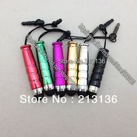 100pcs  Mini Stylus Touch Pen with plastic material capacitive touch pen for mobile phone tablet PC by CN