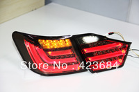 TOYOTA CAMRY LED TAIL LIGHTS/ LED REAR LIGHTS FOR 12-13/ GRAY/ GOOD QUALITY