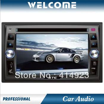 2 DIN Car DVD Player Stereo STC-6801 Double DIN Bluetooth DVD, 1 DIN Car DVD Player GPS Navigation