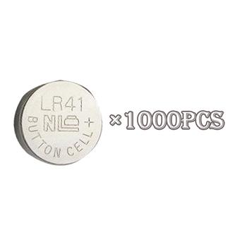 1000Pcs/PKCELL 1.5V AG3 392A SR41SW LR736 392 SR736 Alkaline Cell Button Coin Battery