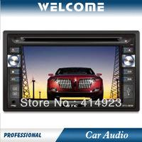 for iPod Player The Car GPS Navigation STC-6809 DVD Automotivo GPS, Multimedia DVD Player