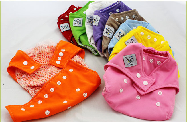 HOT Adjustable Reusable Baby new born Washable Cloth Diaper Nappies insert for zero to three years old(China (Mainland))