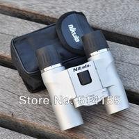 Nikula 10X25 binoculars High Quality Brand high definition Binoculars Telescope For Outdoor Camping Free Shipping