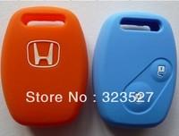 100pcs/lot good quality fob key cover for honda,2 button honda key cover, honda fob key case