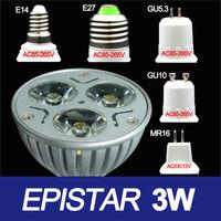BEST Bridgelux LED spotlight 12V MR16 spotlight replace to halogen 50W CE certificate 2 years warranty