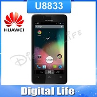 "Original Huawei U8833/Ascend Y300 Dual-core 1GHz 512M+4G 4"" Screen Android 4.1 Dual SIM Smart phone with Russian Lhai Spanish"