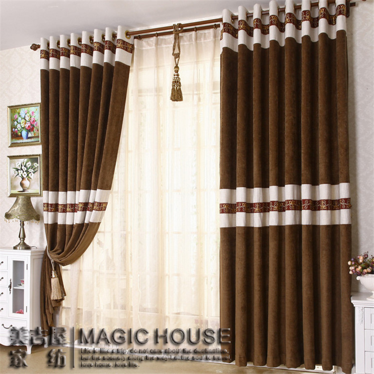 Sheer curtains design promotion online shopping for for Household design curtain road
