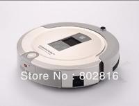 4 In 1 Multifunction Intelligent Vacuum Sweeper(Sweep,Vacuum,Mop,Sterilize),OEM Shining Logo ,Time Setting,2-Way Virtual Wall,