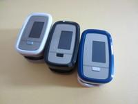 +Bag Fingertip digital Pulse Oximeter SpO2 and heart rate monitor Color OLED display oxymetre pulsometros saturimetro