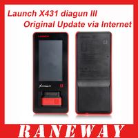 2013 Original Launch X-431 X431 DIAGUN III Update Online Launch X431 DIAGUN III with High Quality Free Shipping