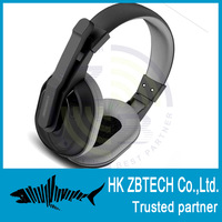 Free Shipping ct-770 game earphones headset computer voice headset heavy bass computer headphones Earphones