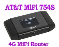 Aircard 754S AT&T Sierra Wireless Mobile Hotspot Elevate 4G LTE WiFi Router Free Shipping+Drop Shipping