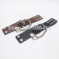 Stylish cool punk style claw bracelet adjustable wristband unisex chain cuff china wholesale supplier