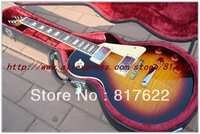 2013 new arrival 1960 Stan dard 50th Vintage Sunburst electric guitar free shipping with hardcase