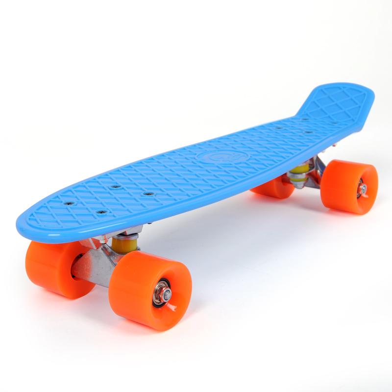 Neues produkt für 2013 Penny skateboard, Mini-Kreuzfahrt kunststoff skateboard, mini-skateboard 1pc kostenloser versand