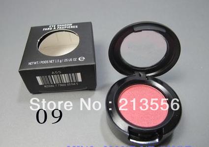 Free shipping New Eye Shadow 36 different Color eyeshadow pigment 1.5g eye shadow (2pcs/lot)